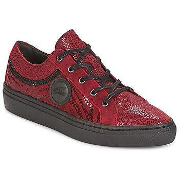 Zapatos Mujer Zapatillas bajas Pataugas YORK Rojo