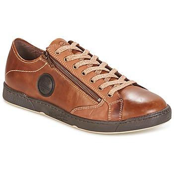 Zapatos Hombre Zapatillas bajas Pataugas JAY Camel