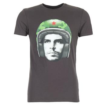 textil Hombre camisetas manga corta Le Temps des Cerises CUBA Gris