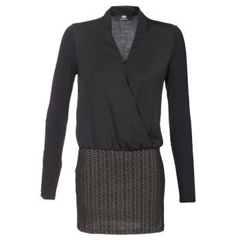 textil Mujer vestidos cortos Le Temps des Cerises MALAYA Negro