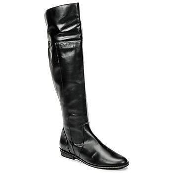 Zapatos Mujer Botas a la rodilla So Size HOLA Negro