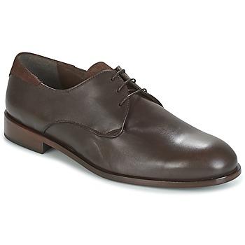 Zapatos Hombre Derbie So Size HUPO Marrón