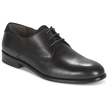 Zapatos Hombre Derbie So Size HUPO Negro