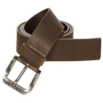 Accesorios textil Hombre Cinturones Replay XIAMO Marrón