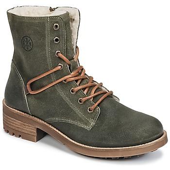Zapatos Niña Botas de caña baja Bullboxer CHEWIM Kaki