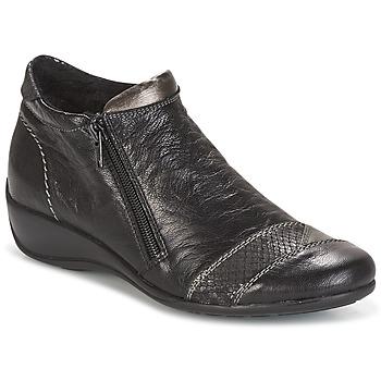 Zapatos Mujer Botas de caña baja Remonte Dorndorf LOUNA Negro