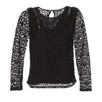 textil Mujer Tops / Blusas Betty London HELO Negro