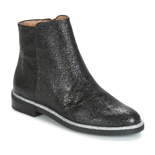 Fericelli HOLGANE Negro - Envío gratis Nueva promoción - baja Zapatos Botas de caña baja - Mujer 100,00 2e95a0