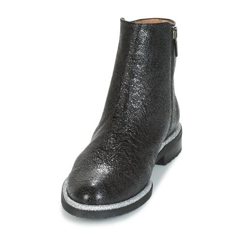 Botas De Caña Mujer Baja Negro N0wP8XnOk