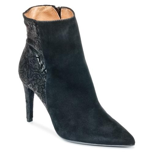 Venta de liquidación de temporada Zapatos especiales Fericelli HOLGI Negro
