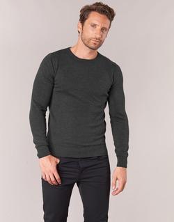 textil Hombre jerséis Tom Tailor GRUS Negro
