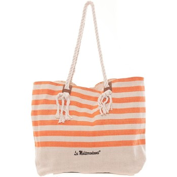 Bolsos Mujer Bolso shopping Mora Mora Sac Marina Orange Naranja