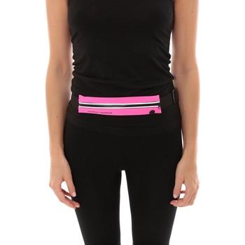 Accesorios textil Mujer Cinturones Mora Mora Ceinture Kamy KIT Mains Libre Rose Rosa