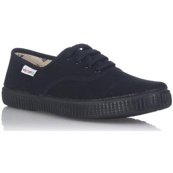 Zapatos Zapatillas bajas Victoria 6610 NEGRO-NEGRO