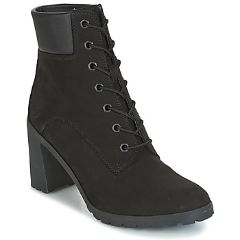 Zapatos Mujer Botines Timberland ALLINGTON 6IN LACE UP Negro