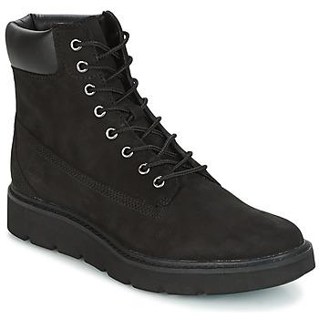 Zapatos Mujer Botas de caña baja Timberland KENNISTON 6IN LACE UP BOOT Negro