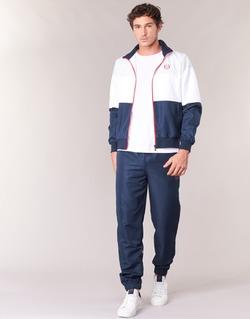 textil Hombre Conjuntos chándal Sergio Tacchini LACKSON TRACKSUIT Marino / Blanco