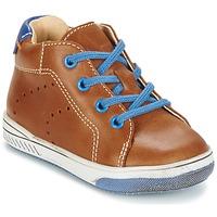 Zapatos Niña Zapatillas altas Babybotte ANKARA Camel