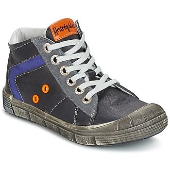 Zapatos Niño Zapatillas altas Babybotte KANADA Gris
