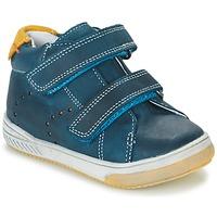 Zapatos Niño Zapatillas altas Babybotte ANTILLES Azul