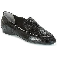 Zapatos Mujer Mocasín Robert Clergerie FANIN-COCCO-AGNEAU-NOIR Negro