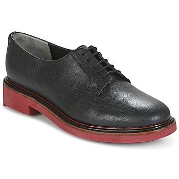 Zapatos Mujer Derbie Robert Clergerie JONCKO-GRAFFITI-NOIR Negro