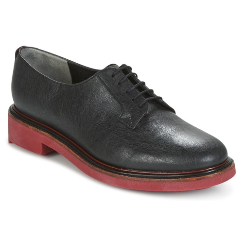 Los zapatos más populares para hombres y mujeres Zapatos especiales Robert Clergerie JONCKO-GRAFFITI-NOIR Negro