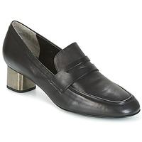 Zapatos Mujer Slip on Robert Clergerie POVIA-AGNEAU-NOIR Negro