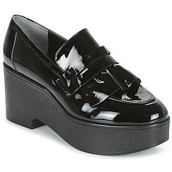 Zapatos Mujer Mocasín Robert Clergerie XOCK-VERNI-NOIR Negro