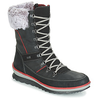 Zapatos Mujer Botas de nieve Rieker BISKA Negro