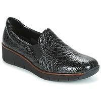 Zapatos Mujer Mocasín Rieker LLOYD Negro