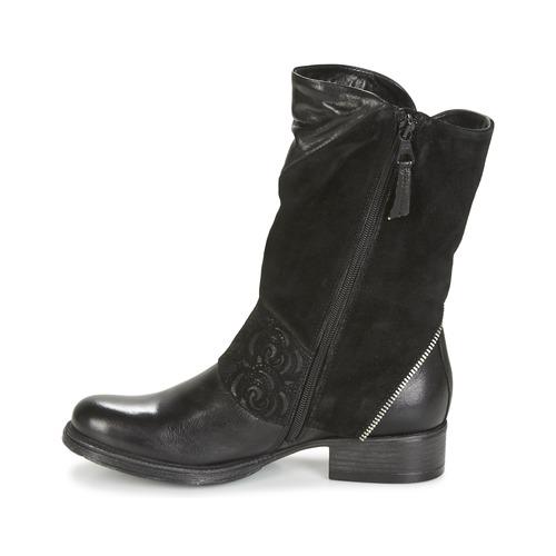 Mujer De In Botas Dream Zapatos Negro Baja Hanpi Caña Green dCtxshBQr