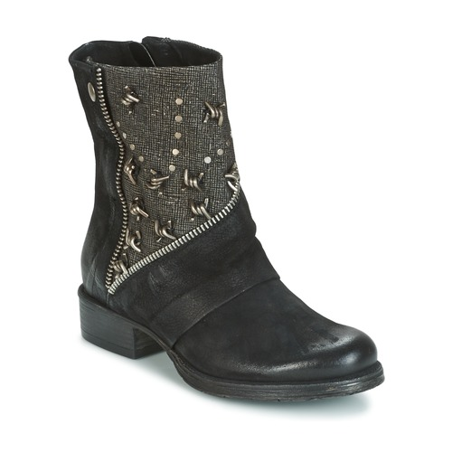 Tiempo limitado especial Dream in Green HOULA Negro - Envío gratis Nueva promoción - Zapatos Botas de caña baja Mujer  Negro
