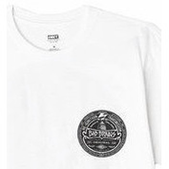 textil Hombre camisetas manga corta Obey Camiseta  Re-Ingnition Bad Brains White multicolor