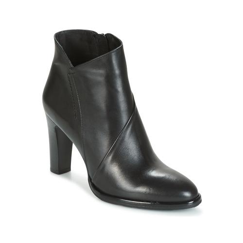 Zapatos Mujer Botines Myma POIR Negro
