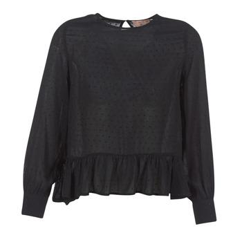 textil Mujer Tops / Blusas Moony Mood HARMO Negro