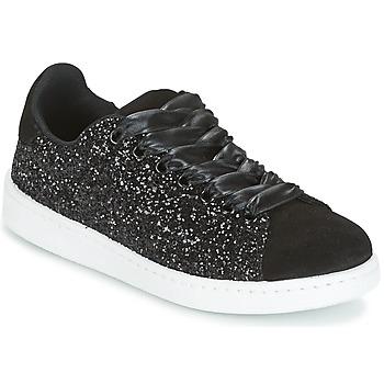 Zapatos Mujer Zapatillas bajas Yurban HELVINE Negro