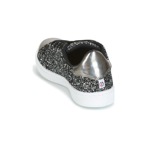 Zapatos Zapatillas Helvine Mujer Yurban GrisGlitter Bajas xhBstQrCd