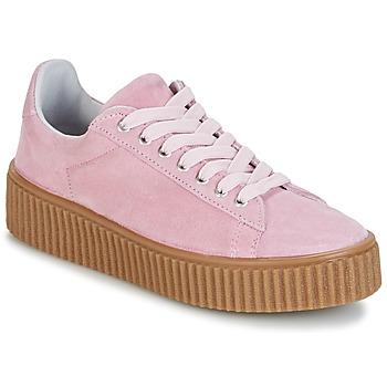 Zapatos Mujer Zapatillas bajas Yurban HADIL Rosa