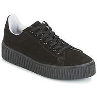 Zapatos Mujer Zapatillas bajas Yurban HADIL Negro