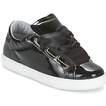 Zapatos Mujer Zapatillas bajas Yurban HOURIX Negro