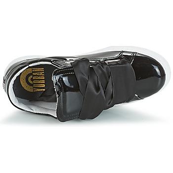 Yurban Zapatillas HOURIX spartoo el-negro maRrg9a0cd