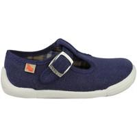 Zapatos Niños Zapatillas bajas Vulladi DIMONI PIC K AZUL