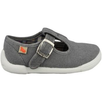 Zapatos Niños Zapatillas bajas Vulladi DIMONI PIC K GRIS
