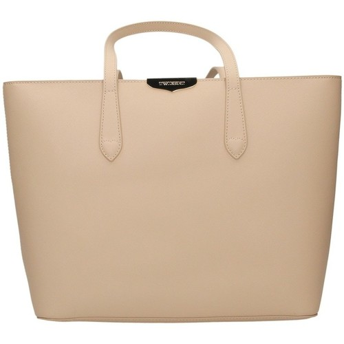Bolsos Mujer Bolso shopping Twin Set SAFFIANO DB MISSING_COLOR