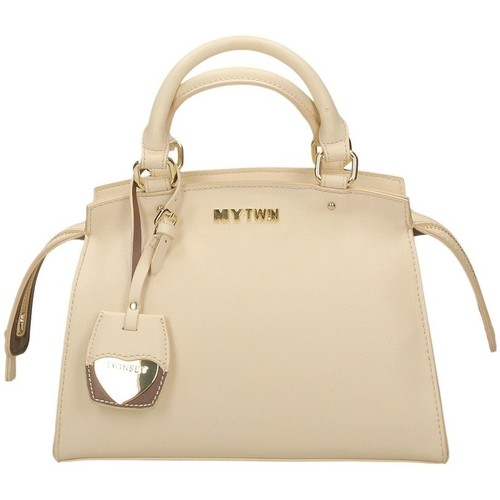 Bolsos Mujer Bolso My Twin By Twin Set BAULETTO Blanco