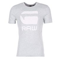 textil Hombre camisetas manga corta G-Star Raw DRILLON Gris