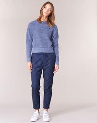 textil Mujer Pantalones fluidos G-Star Raw BRONSON PS SPORT WMN Azul