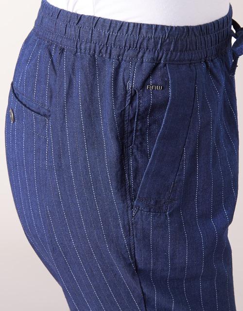 Mujer Raw Textil Azul Bronson Ps Sport Pantalones star Wmn Fluidos G 2IW9EDH