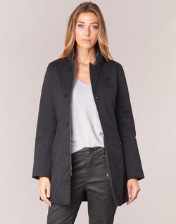 textil Mujer parkas G-Star Raw MINOR CLASSIC PADDED SLIM COAT Negro